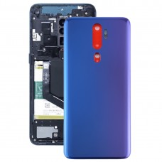 Back Cover for OPPO A11(Blue)