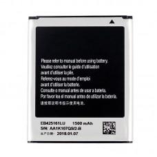 1500mAh Rechargeable Li-ion Battery EB425161LU for Galaxy J1 mini (2016) / J105H / S7562 / S7572 / S7580 / I739 / i759 / I669 / I8160