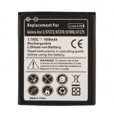 1800mAh Business Replacement Battery for Galaxy Ace 3 / S7272 / S7270 / S7898