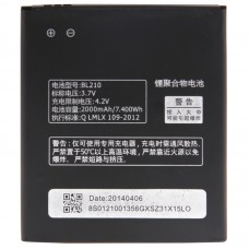 BL210 Rechargeable Li-Polymer Battery for Lenovo S820 / A656 / A658t