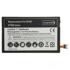 3.8V / 3500mAh Rechargeable Li-Polymer Battery for Motorola EV40 / XT926 maxx