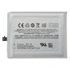Original 3000mAh Rechargeable Li-Polymer Battery for Meizu MX4