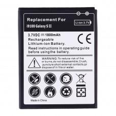 1800mAh High Capacity Battery for Galaxy SII / i9100