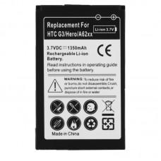 1350mAh Mobile Phone Battery for HTC Hero G3