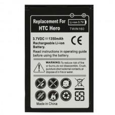 Mobile Phone Battery for HTC Hero / G3(Black)