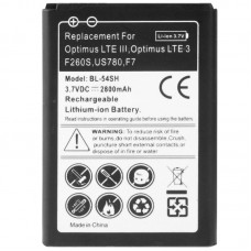 2800mAh Business Replacement Battery for LG Optimus LTE III / F260S / US780 / F7