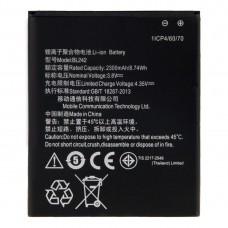 BL242 2300mAh Rechargeable Li-ion Battery for Lenovo Lemon K3