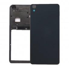 Battery Back Cover  for Lenovo S850(Black)