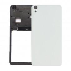 Battery Back Cover  for Lenovo S850(White)