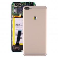Battery Back Cover for Lenovo K5 Note(Gold)