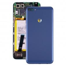 Battery Back Cover for Lenovo K5 Note(Blue)