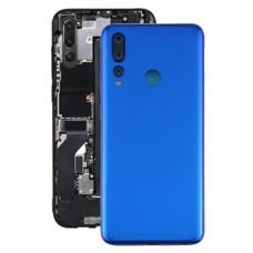 Battery Back Cover for Lenovo K6 Enjoy(Blue)