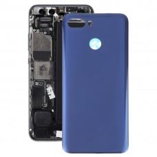 Battery Back Cover for Lenovo K5 Play(Blue)