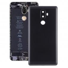 Battery Back Cover for Lenovo K8 Note(Black)