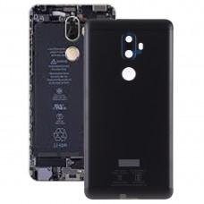 Battery Back Cover for Lenovo K8 Plus(Black)