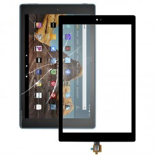 Touch Panel for Amazon Fire HD 10 2019 9th M2V3R5 (Black)