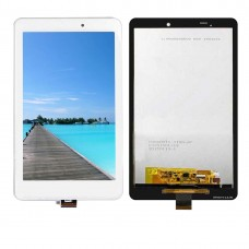 LCD Screen and Digitizer Full Assembly for Acer Iconia Tab 8 A1-840 (White)