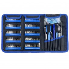 160 in 1 Portable Mobile Phone Computer Universal Repair and Disassembly Tool Set