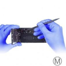 100 PCS AMMEX Durable Disposable Nitrile Rubber Gloves