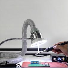 TBK Anti-static Sucking Smoke Instrument Mobile Phone Chip Circuit Board Welding Smoke Evacuator
