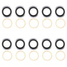 10 PCS Back Camera Lens for Xiaomi Mi 11 M2011K2C M2011K2G
