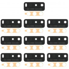 10 PCS Back Camera Lens for Vivo Y12s V2026 V2033