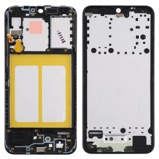 Front Housing LCD Frame Bezel Plate for Samsung Galaxy A10e(Black)