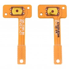 1 Pair Return Key Home Button Flex Cable for Samsung Galaxy Tab Active 2 SM-T390/T395