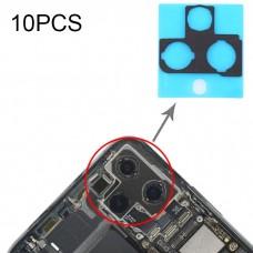 10 PCS Back Camera Dustproof Sponge Foam Pads for iPhone 11 Pro / 11 Pro Max