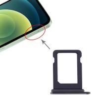 SIM Card Tray for iPhone 12 Mini(Black)