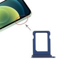 SIM Card Tray for iPhone 12 Mini(Blue)