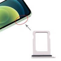 SIM Card Tray for iPhone 12 Mini(White)