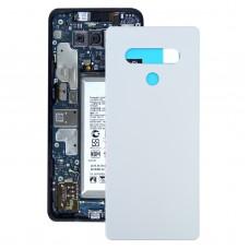 Battery Back Cover for LG Stylo 6 LMQ730TM LM-Q730TM(White)
