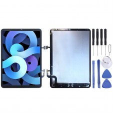 LCD Screen and Digitizer Full Assembly for Apple iPad Air (2020) 10.9 inch / A2316(Black)