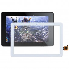 Touch Panel for Amazon Kindle Fire HD 8 Plus (2020) (White)