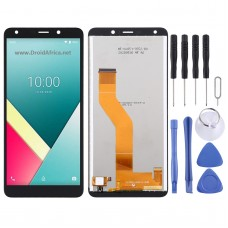 Original LCD Screen and Digitizer Full Assembly for Wiko Y61