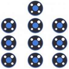 10 PCS Camera Lens Cover for Nokia 8.3