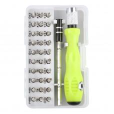 32 in 1 Multi-purpose Repair Hand Tool Screwdriver Tool Kit