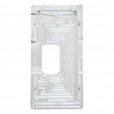 Press Screen Positioning Mould for iPhone X / XS