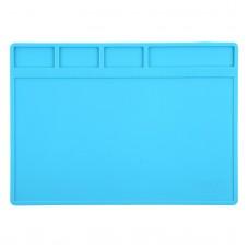 TE-110 Insulation Heat-Resistant Repair Pad ESD Mat, Size: 28 x 20cm