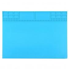TE-504 Insulation Heat-Resistant Repair Pad ESD Mat, Size: 35 x 25cm