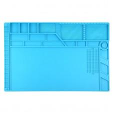 S-180 Insulation Heat-Resistant Repair Pad ESD Mat, Size: 55 x 35cm