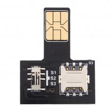 3 in 1 SIM Mobile Phone IP Universal Test Card