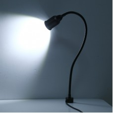 10W Magnetic Wire-controlled Metal Hose LED Light Mobile Phone Repair Lighting Lamp, Cable Length: 1.8m, US Plug