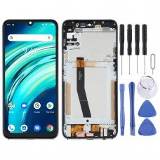 LCD Screen and Digitizer Full Assembly for UMIDIGI A9 Pro