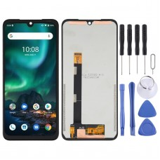 LCD Screen and Digitizer Full Assembly for UMIDIGI BISON