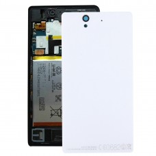 Aluminium  Battery Back Cover for Sony Xperia Z / L36h(White)