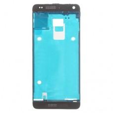 Front Housing LCD Frame Bezel Plate  for HTC One Mini 2 / M8 mini(Black)