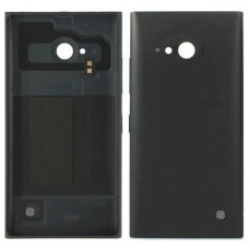 Battery Back Cover  for Nokia Lumia 730(Black)