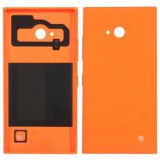 Battery Back Cover  for Nokia Lumia 730(Orange)